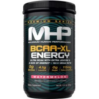 New MHP BCAA XL ENERGY 30 SERVINGS 10:1:1 READY STOCK !!!