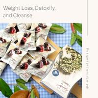 Promo!! Paket Diet Sedang Optrimax Plum & Jelly (10 plum + 10 jelly)