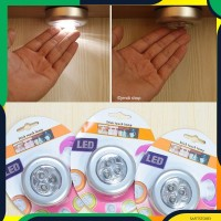 Lampu Emergency LED Tempel Darurat Stick And Click Touch LED Lamp