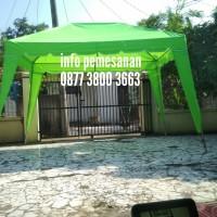 tenda cafe 2x3 tenda kafe stand promosi