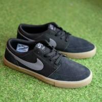 Sepatu Skateboaed Nike SB Portmore Solarsoft Suede Original