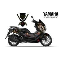 DECAL STICKER MOTOR FULL BODY YAMAHA NMAX ADVENGGERS