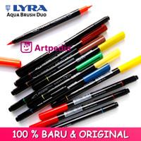 LYRA Aqua Brush Duo - Brush Pen Satuan Tersedia 36 Warna - CREAM