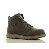 Sepatu Safety Jogger METEOR-087 S3 Brown