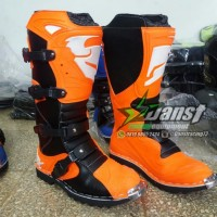 sepatu boots balap motor cross thor mx racing not oneal gordons fox