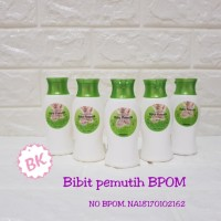 [Original BPOM] Body Lotion Bibit Pemutih | Whitening Skin