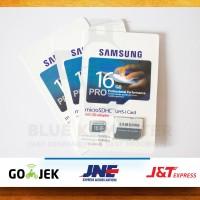 Micro SD SAMSUNG 16GB - Memory Card 16 GB - MicroSD SAMSUNG - MMC