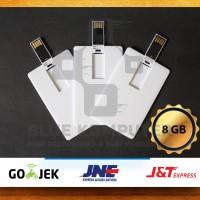 Flashdisk Kartu Polos 8GB - FD KARTU 8 GB - Flashdisk Kartu 8 GB