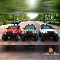 Unikid UK635 Jeep Rover / mobil aki mainan anak