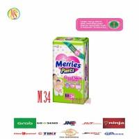 Merries Pants M 34 Good Skin Popok Celana