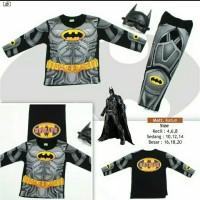 baju setelan anak pahlawan super
