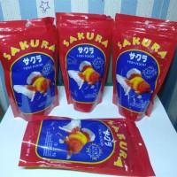 Makanan Ikan Sakura / Pelet Koi Sakura 100 Gram