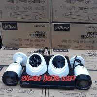 PAKET CCTV 4CHANEL DAHUA 2MP FULL HD 1080P(KMPLIT TGGL PSNG)