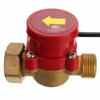 "Water Flow Switch 3/4"" X 1/2"" Saklar Otomatis Pompa Air"
