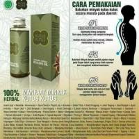 Minyak Kutus - Kutus Herbal Organic Asli Original 100 %
