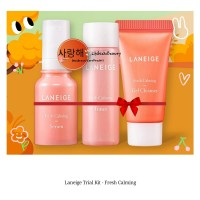 [New Packaging]Laneige Fresh Calming Trial Kit (3 Items)