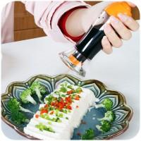 Great Spray Pump Barbecue Oil Sprayer Spraying Oil Bottle Sauce