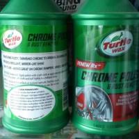 Turtle Wax Liquid Chrome Polish