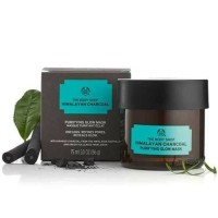 PROMO! MASKER WAJAH THE BODY SHOP HIMALAYAN CHARCOAL 75G ORI