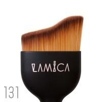 LAMICA Curved Face Brush (for Foundation) - Makeup Brush / Kuas Makeup