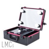 LAMICA Lighted Makeup Case - Small Tas Koper Makeup