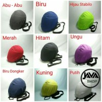 Sarung Helm, Cover Helm, Tas Helm Motor, Helm Bag Selempang -anti air