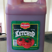 Delmonte ketchup saos