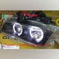 headlamp mitsubishi lancer evo 4 / Ck4 97-01 projector angel eyes