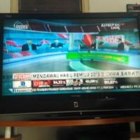 "TV LCD POLYTRON 50"" LIKE NEW"