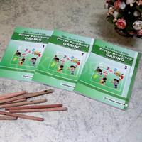 Buku Petunjuk Guru Matematika GASING Karya Prof. Yohanes Surya, Ph.D