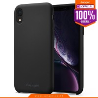 Case iPhone XS Max / XS / X / XR Spigen Softcase Silicone Fit Casing