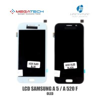 LCD SAMSUNG A5 / A 5 / A5 2017 / A 520 / A520 + TOUCHSCREEN OLED