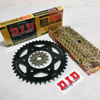 gear ger gir set gearset original DID 428 vixion r15 V2 old mx king