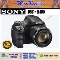SONY CYBERSHOT DSC H-400 / DSC H400 ORIGINAL
