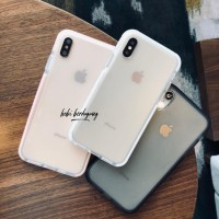 Antishock Matte Case iPhone 6 6S 6+ 7 7+ 8 8+ X XR XS MAX