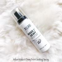 MILANI Make It Dewy Setting Spray Prime + Correct + Set