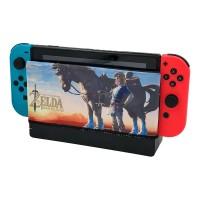 Nintendo Switch dock case Zelda & Kuda / sarung dock