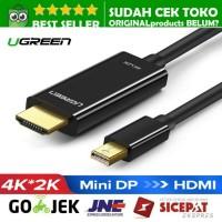 UGREEN MINI DISPLAY PORT KABEL TO HDMI 1.5METER MACBOOK PRO AIR NEW HD