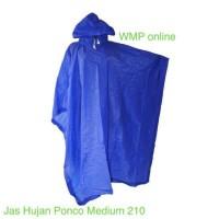 Modif motor/ aksesoris motor mobil/ Jas Hujan Ponco Medium 210