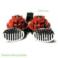 Modif motor/ aksesoris motor mobil/ Klakson Keong Double Motor Mobil