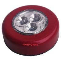 Modif motor/ aksesoris motor mobil/ Lampu Tempel Touch Lamp 3led