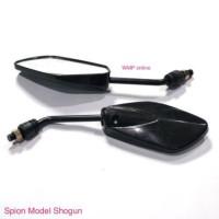 Modif motor/ aksesoris motor mobil/ Spion Motor model Shogun Sp