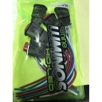 Modif motor/ aksesoris motor mobil/ Nine Luminos Saklar On Off Mini 3