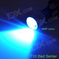 Modif motor/ aksesoris motor mobil/ Lampu Sen Sein T10 2Led Senter