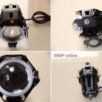Modif motor/ aksesoris motor mobil/ Lampu U7 Projie Tembak Sorot