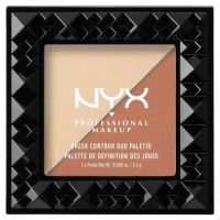 Nyx Professional Makeup Cheek Contour Duo Palette - Perfect Match