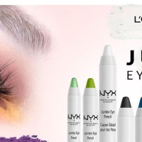 NYX Professional Makeup Jumbo Eye Pencil - Yogurt