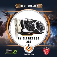 Gaming Graphic Card - VGA NVIDIA GTX 960 2GB MSI