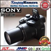 SONY CYBERSHOT DSC H-400 / DSC H400 GARANSI RESMI