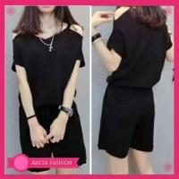 Dress Jumpsuit Wanita A915